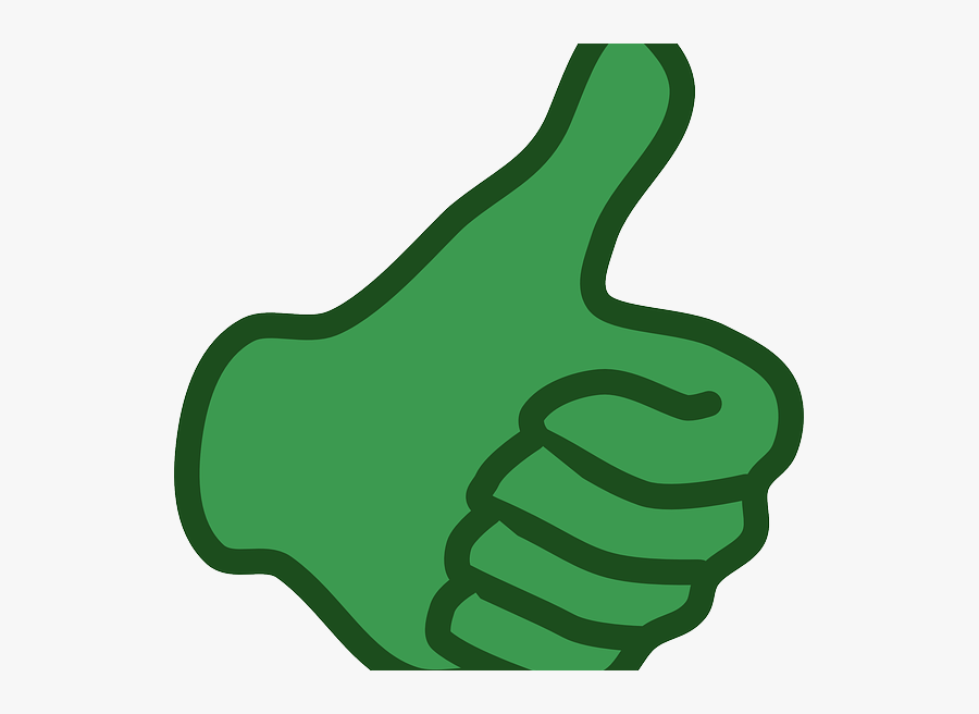Green Sustainable Business Green Thumbs Up - Green Thumbs Up Clipart, Transparent Clipart