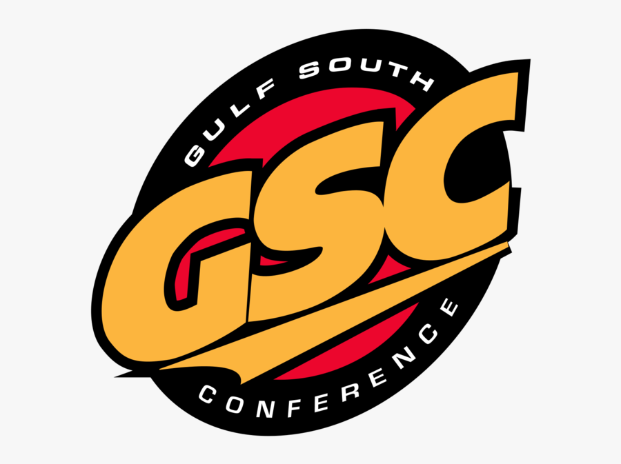 """Gsc Statement On Valdosta State University""""s Use Of - Gulf South Conference Logo, Transparent Clipart"""