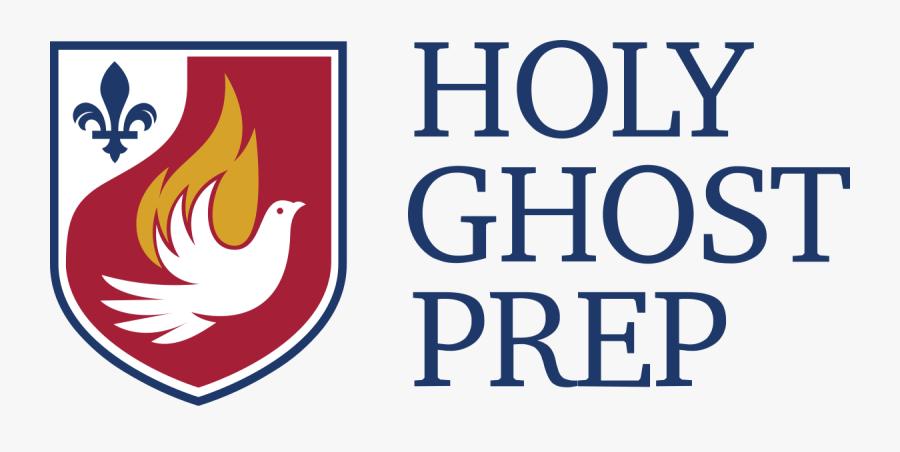 Holy Ghost Prep Logo, Transparent Clipart