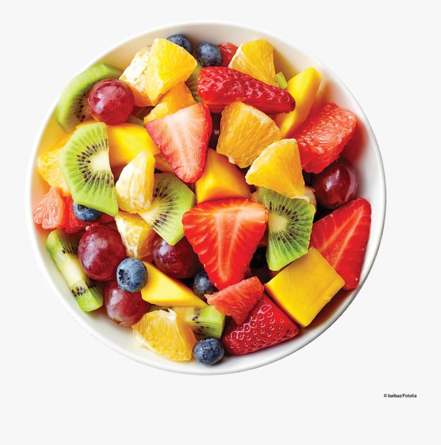 Juice Fruit Salad Junk Food Eating - Transparent Fruit Salad Png, Transparent Clipart