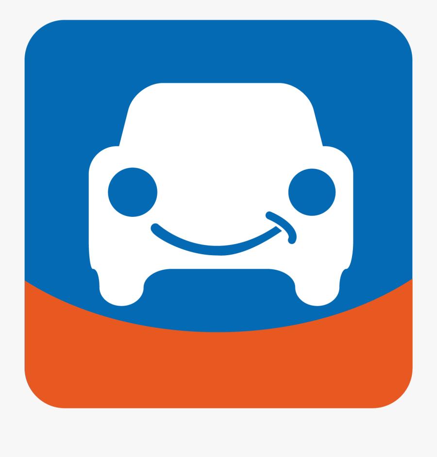 Happycar Reviews Read Service - Happy Car Logo, Transparent Clipart