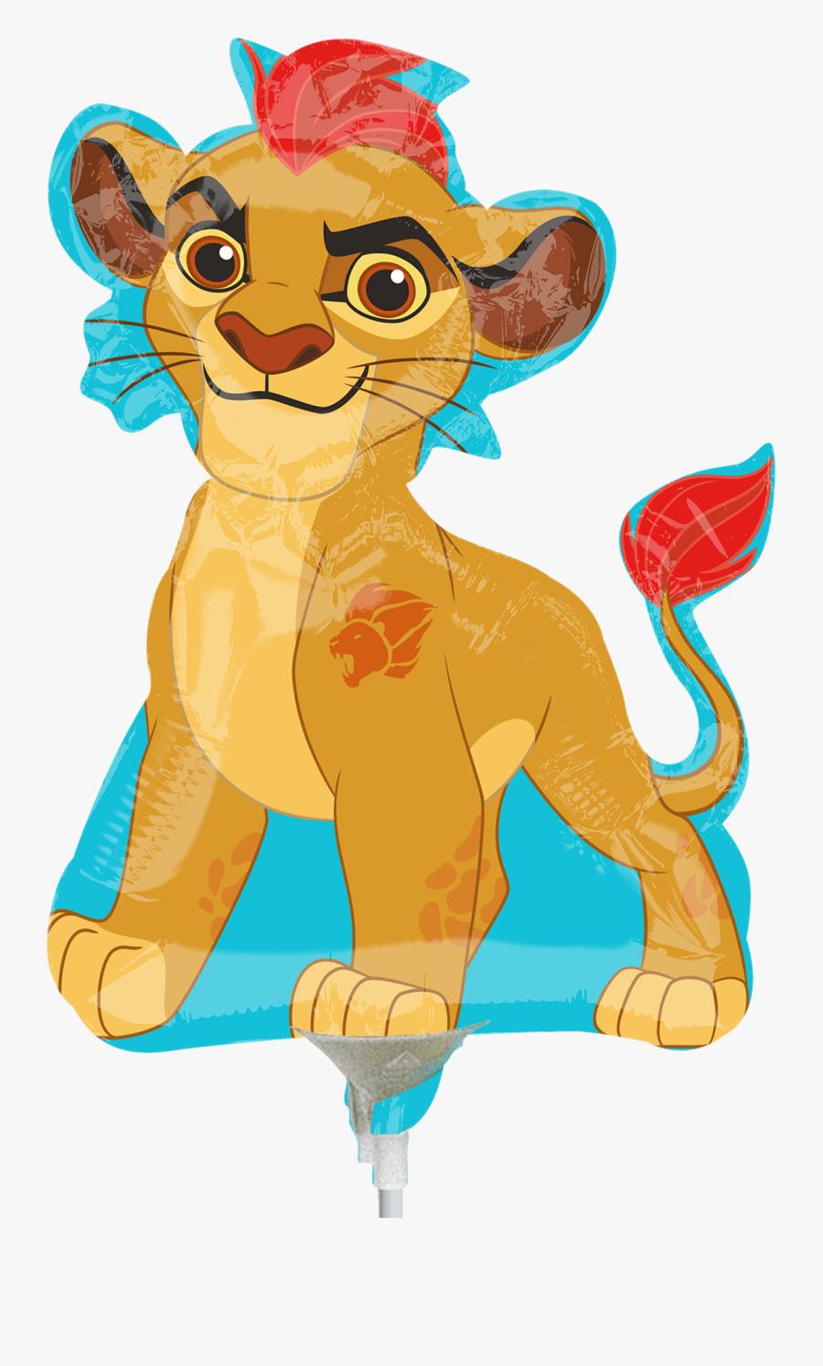 Ballon Simba, Transparent Clipart