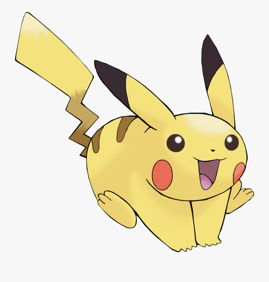 Transparent Pikachu Gif Png Pikachu Running Free Transparent