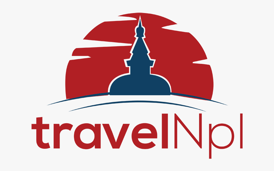 Travel Clipart Expedition - Nepal Travel Agency Logo, Transparent Clipart