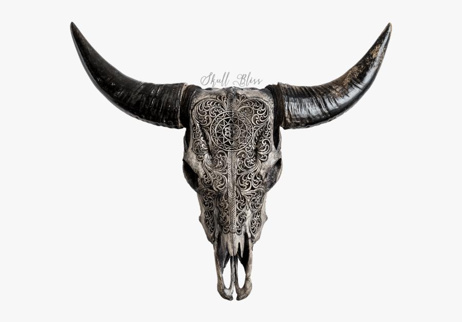 Skull Variant Skull Only - Skull Bliss, Transparent Clipart