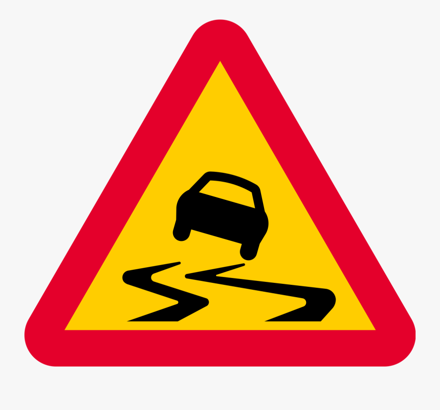 Dairy Clipart Triangular Object - Road Safety In South Africa, Transparent Clipart