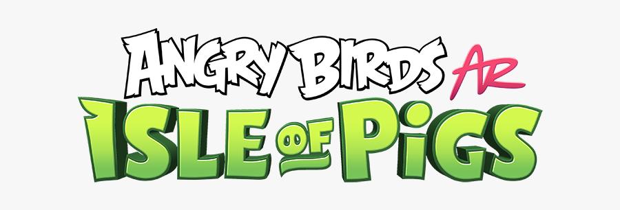 Ab Ar Iop Logo2 - Angry Birds 2, Transparent Clipart