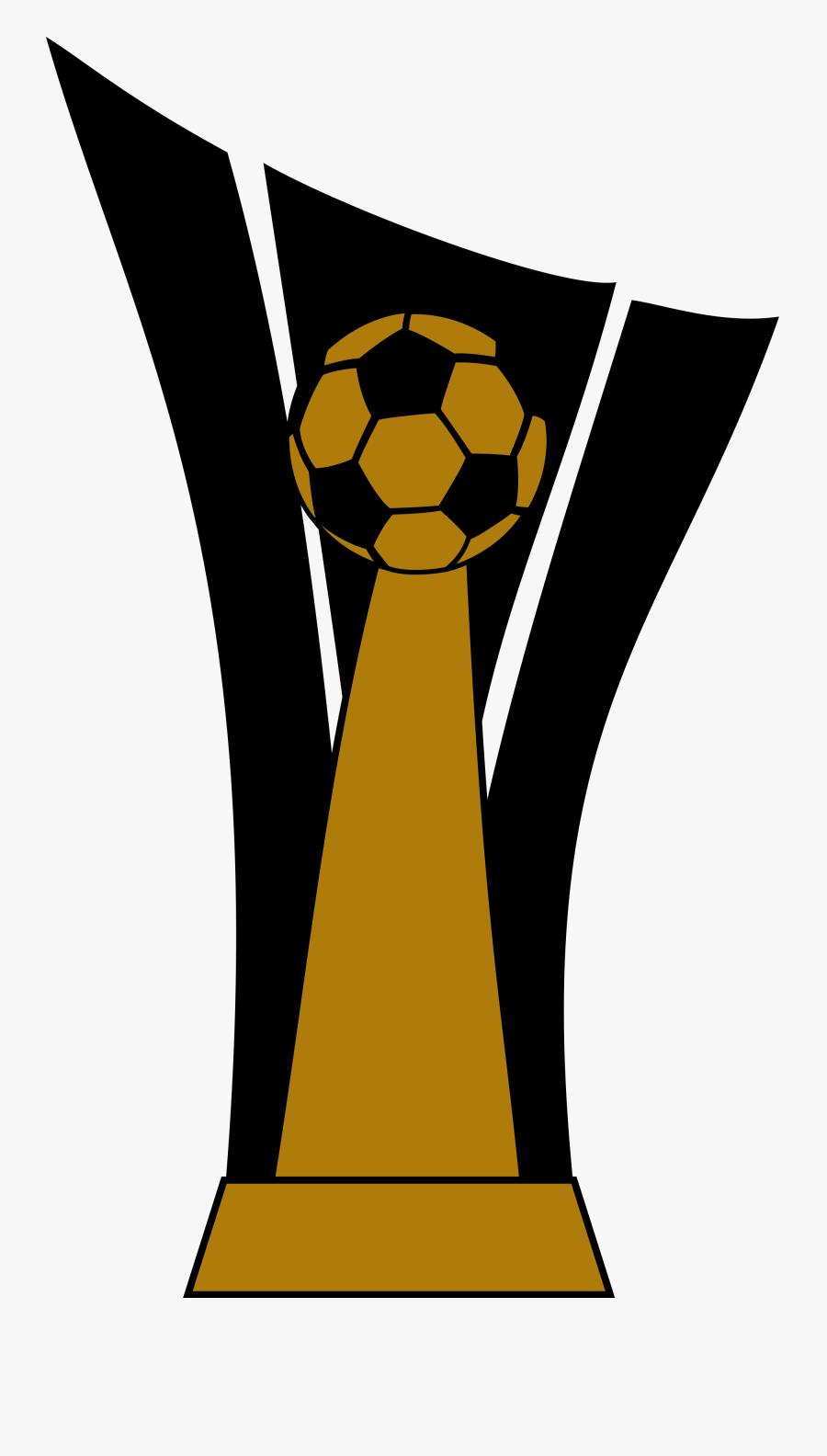 Trophy Clipart Champion - Concacaf Liga De Campeones Png, Transparent Clipart