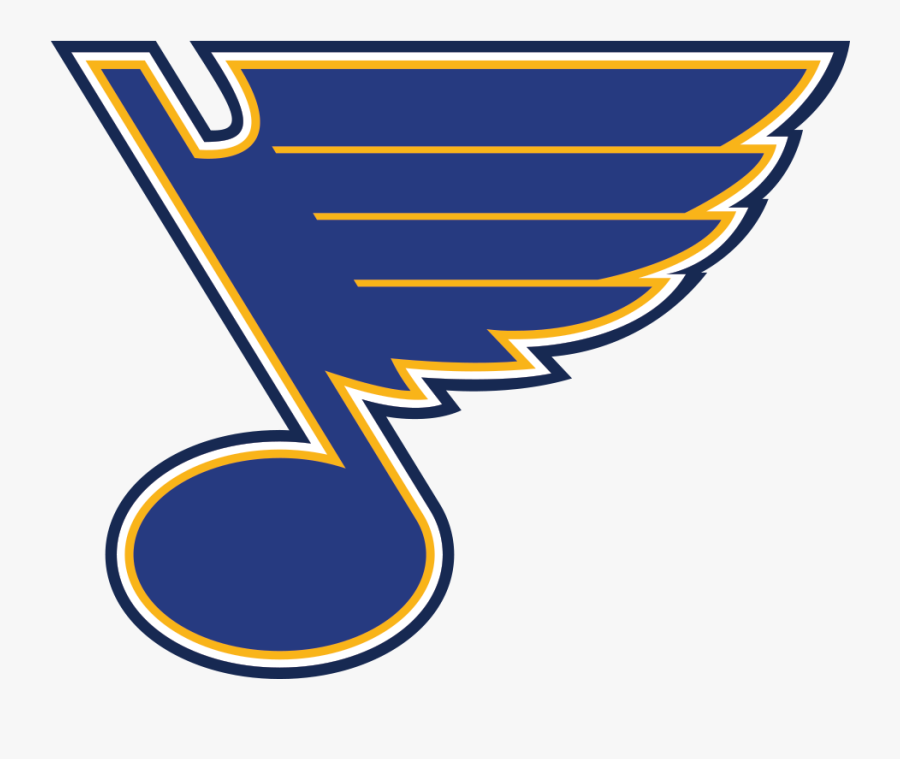 St Louis Blues Logo Svg, Transparent Clipart