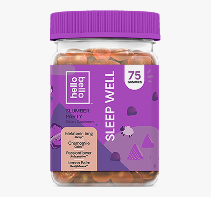 Hello Bello Vitamins, Transparent Clipart