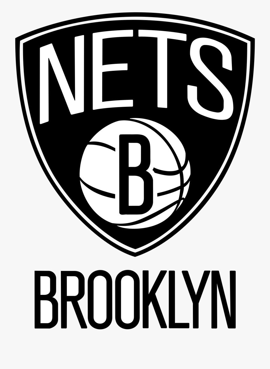 Brooklyn Nets Logo - Brooklyn Nets Logo Png, Transparent Clipart