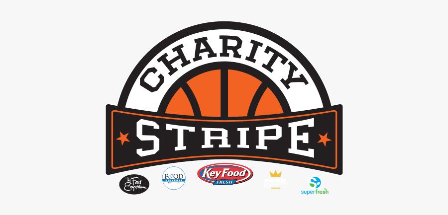 Charity Stripe, Transparent Clipart