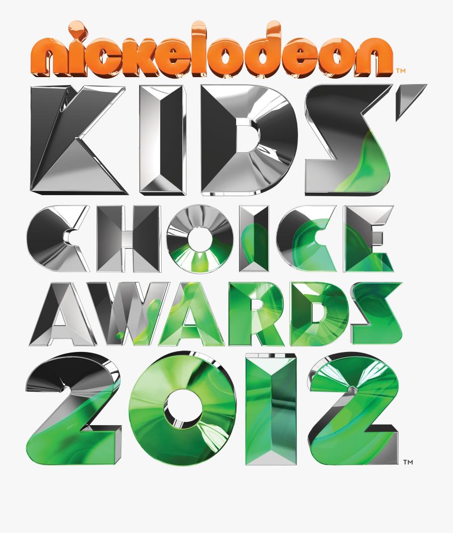 Nickelodeon Kids Choice Awards 2012, Transparent Clipart