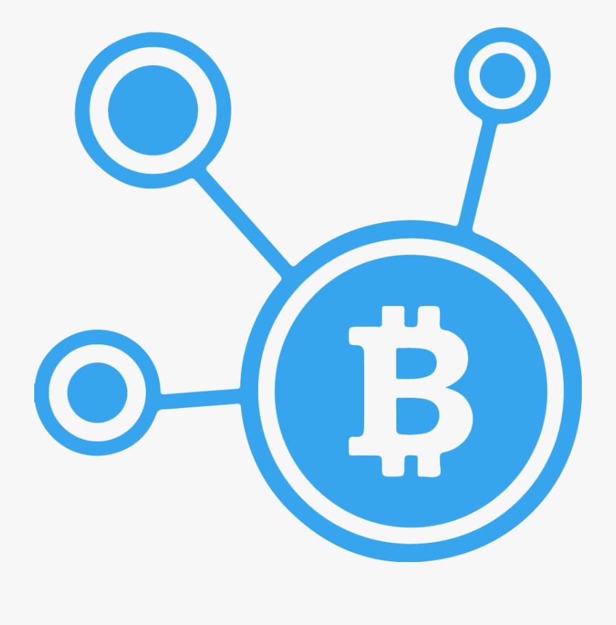 Icons Symbol Blockchain Bitcoin Cash Computer Clipart - Bitcoin Icon Png, Transparent Clipart