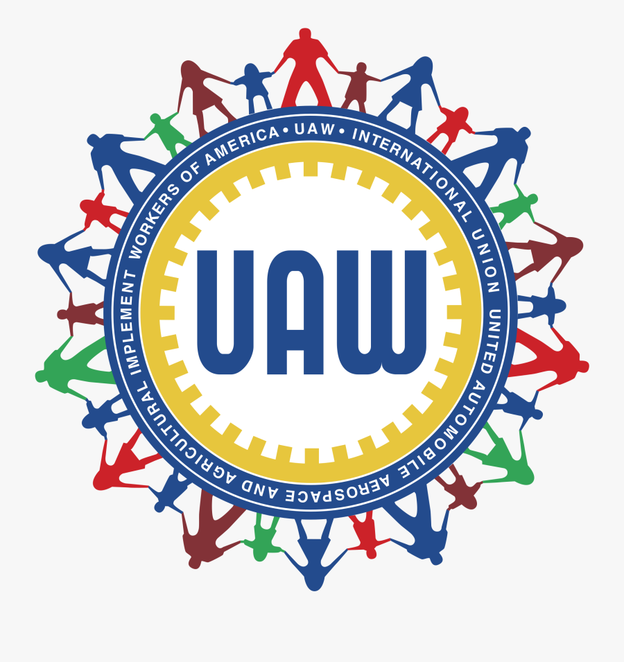 Uaw Logo Transparent Vector Freebie Supply Png Uaw - United Auto Workers, Transparent Clipart