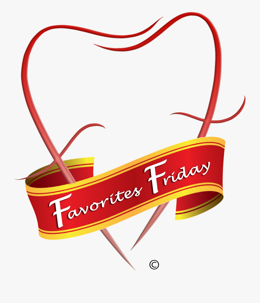 Favorites Friday - Heart, Transparent Clipart