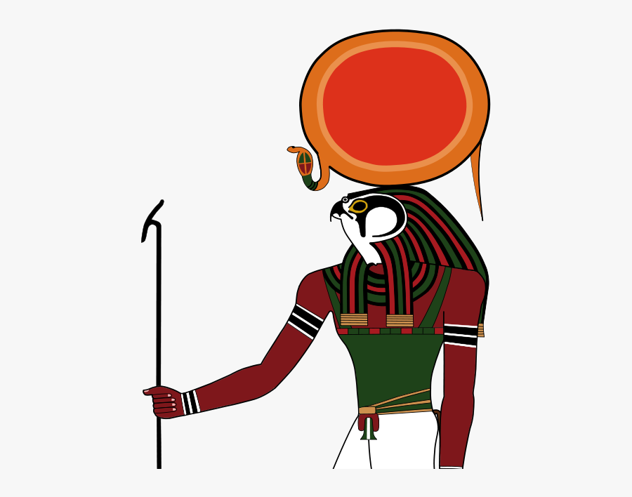 Ancient Egyptian Gods Png , Png Download - Egyptian God Ra, Transparent Clipart