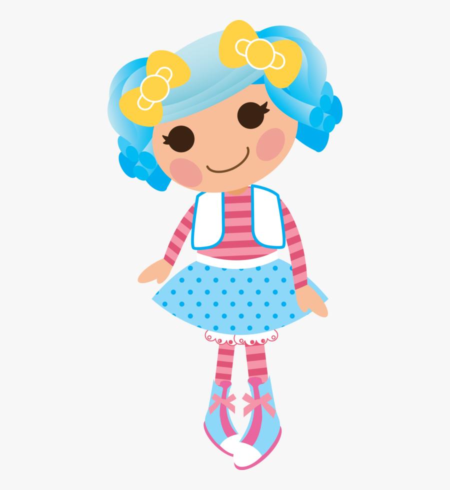 Lalaloopsy Doll Toy Clip Art - Lalaloopsy En Png, Transparent Clipart