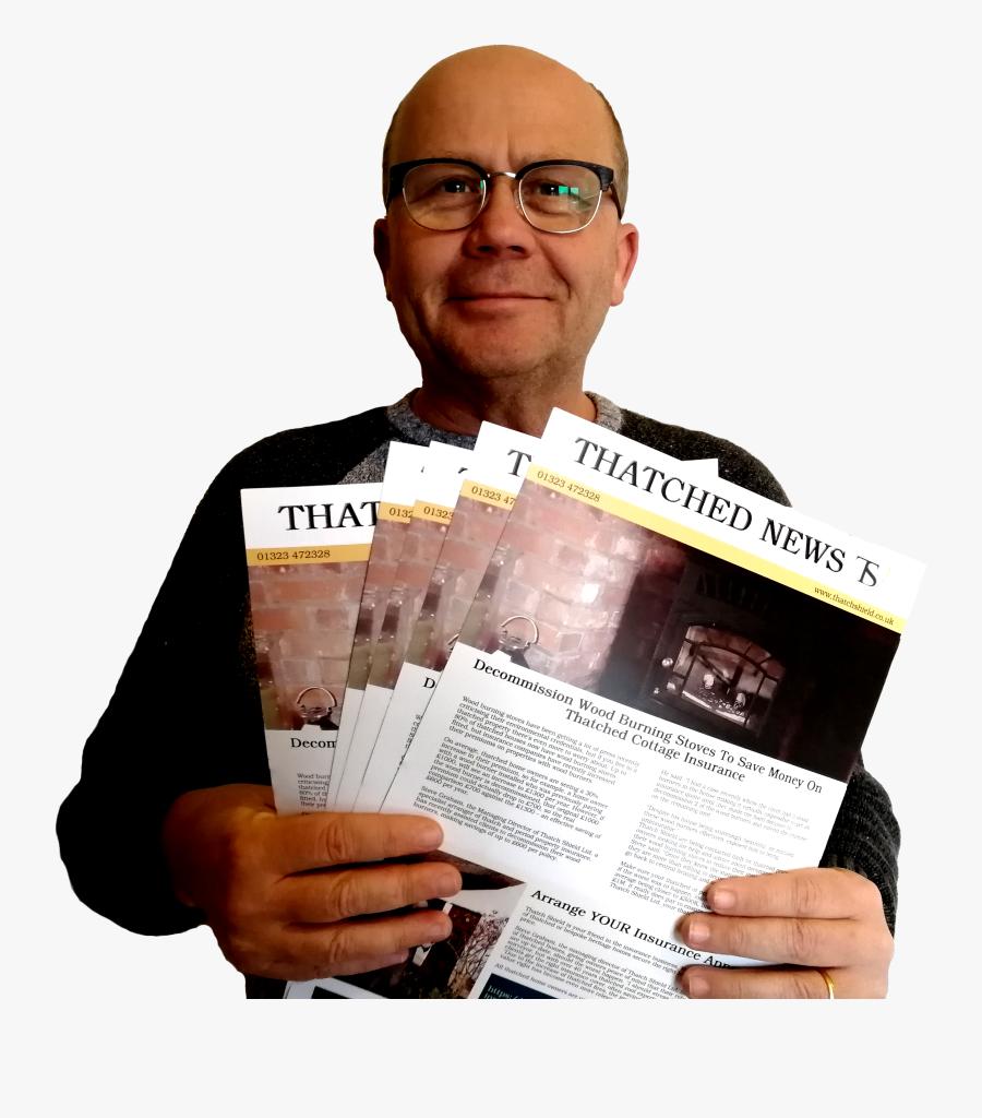 Transparent Magazines Clipart - Flyer, Transparent Clipart