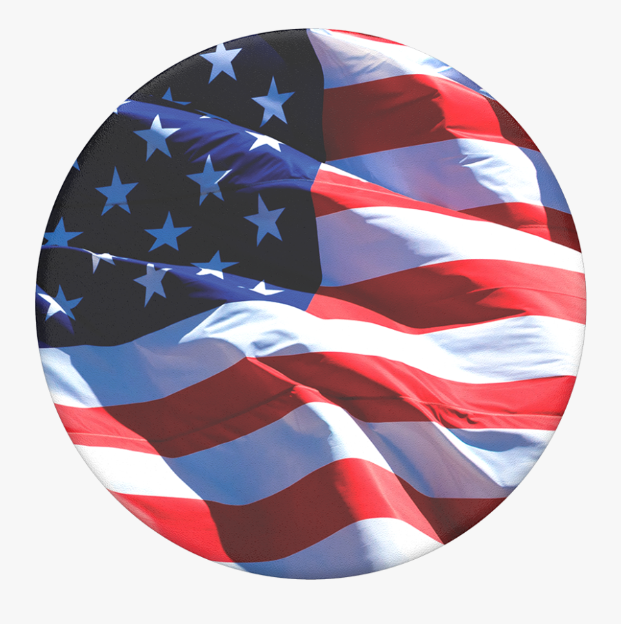 Stars And Stripes, Popsockets - Independence Of United States, Transparent Clipart