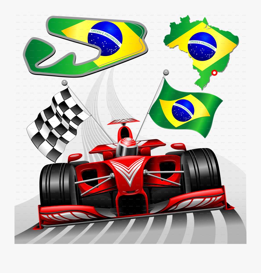 Poster Formula 1 Monza 2019, Transparent Clipart