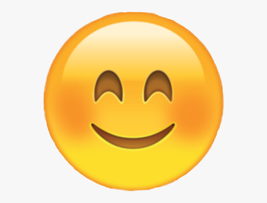Smiley Clipart Apple - Emoji Clipart, Transparent Clipart