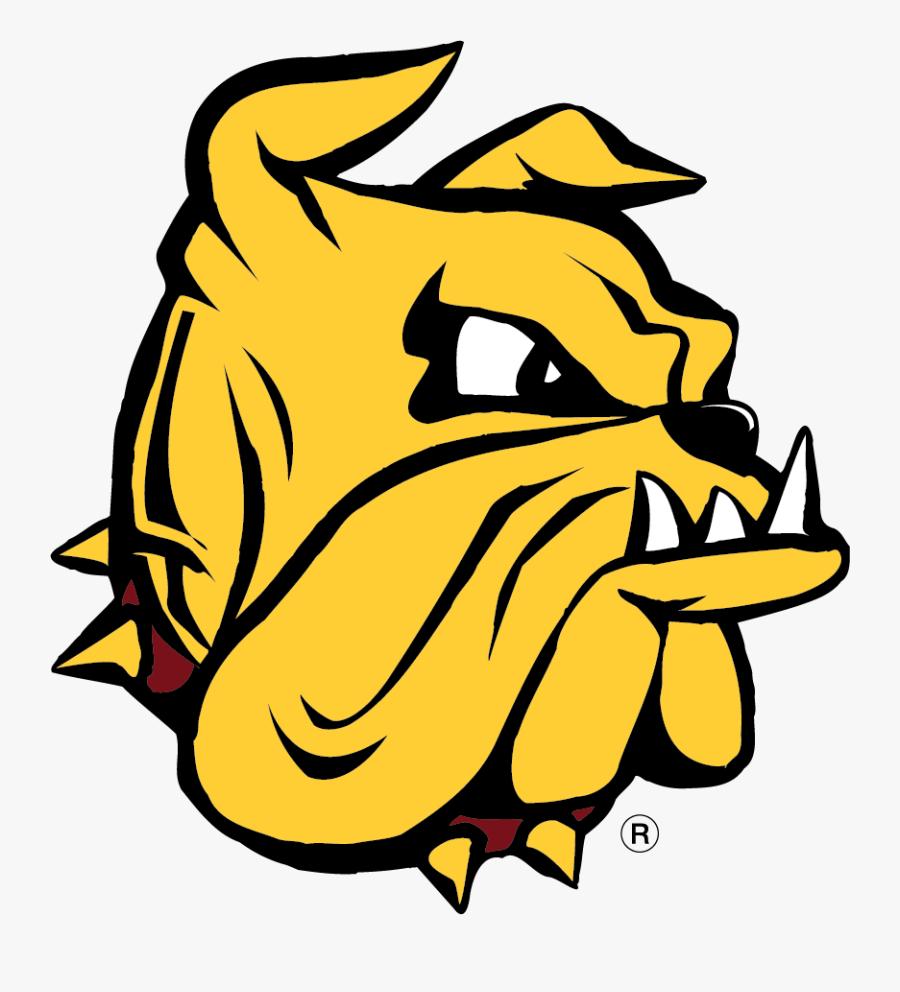 Champ, The Bulldog - University Of Minnesota Duluth Bulldogs, Transparent Clipart