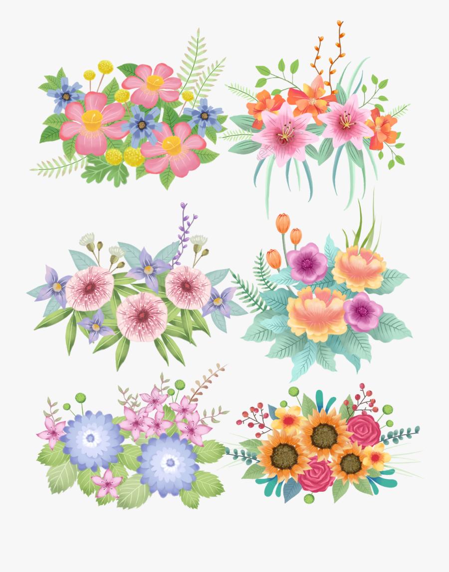 ภาพ วาด ดอกไม้ การ์ตูน, Transparent Clipart