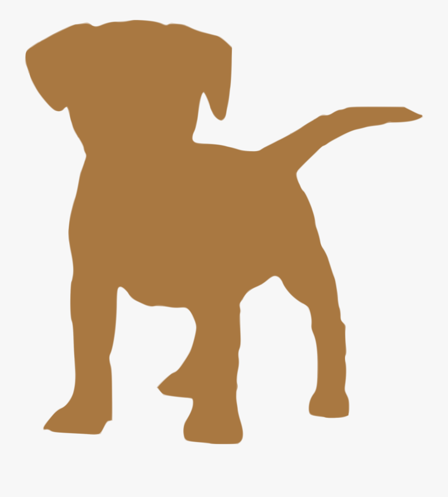 Dog Pet Sitting Puppy Silhouette - Jack Russell Silhouette Png, Transparent Clipart