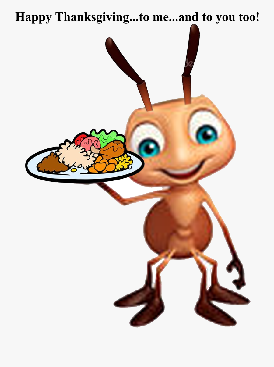 Ant Control Eugene Oregon Pest Control - Ant Cartoon Character, Transparent Clipart