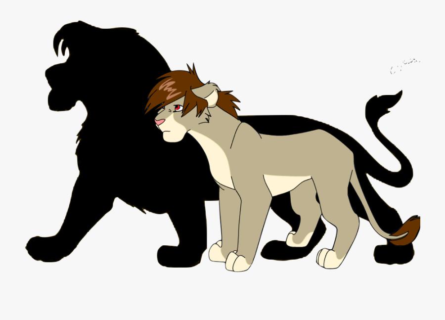 The Lion King Simba Nala Whiskers - Lion King Oc Teen, Transparent Clipart