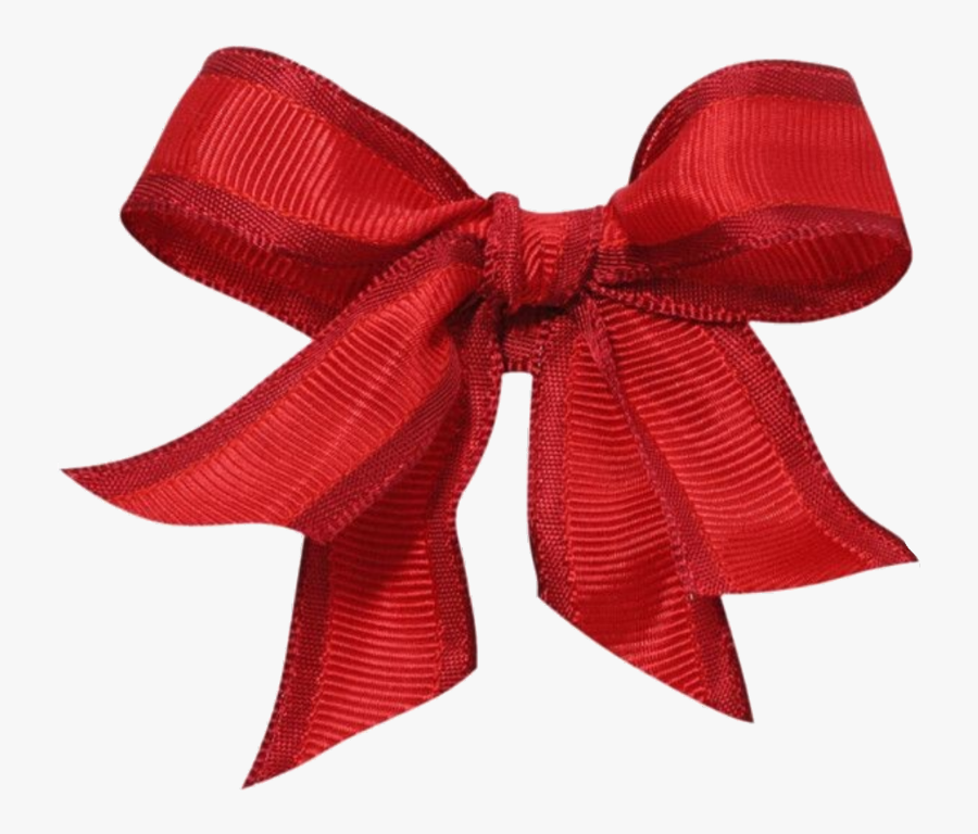 #niche #christmas #bow #red #aesthetic #moodboard - Gift Box Ribbon Long, Transparent Clipart