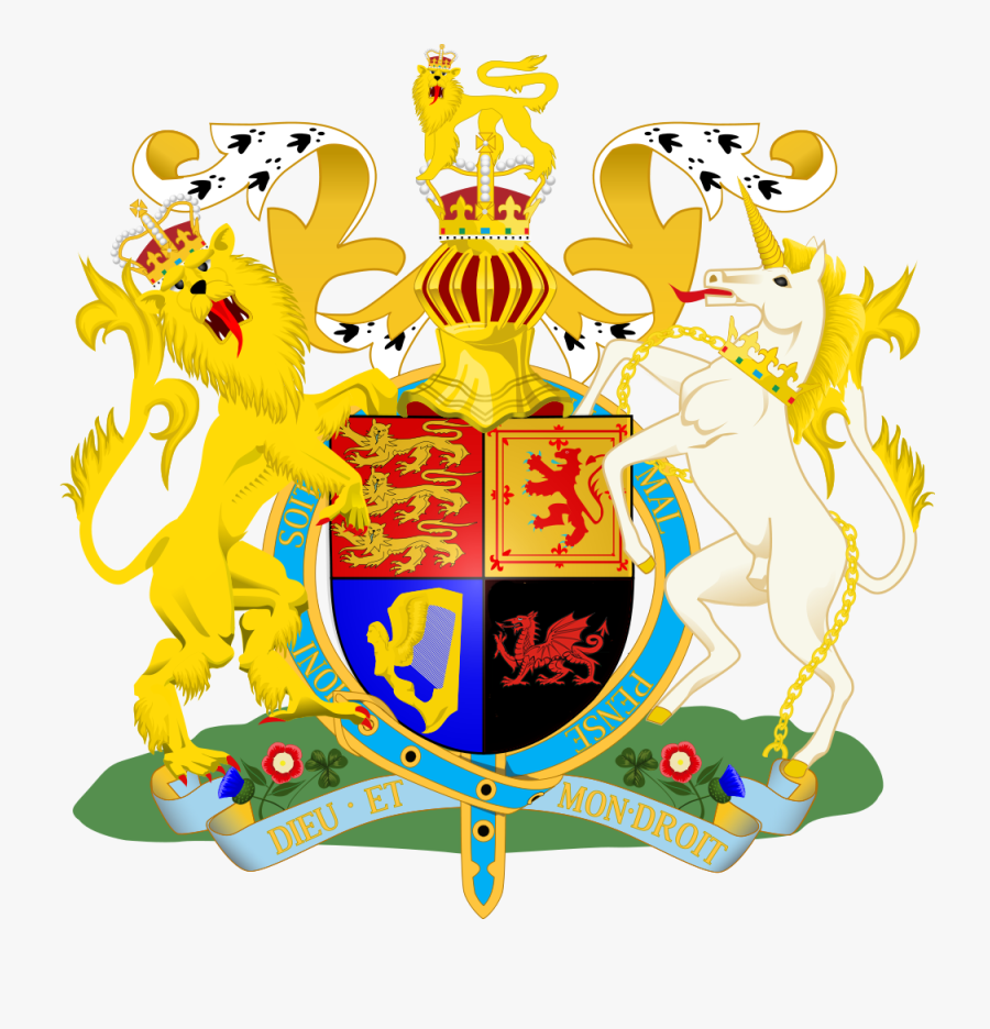 Great Britain Das Gro - Coat Of Arms Of The University Of Oxford, Transparent Clipart