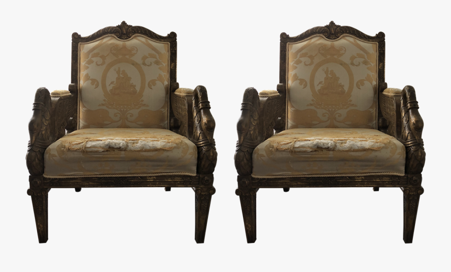 Club Chair - Studio Couch, Transparent Clipart