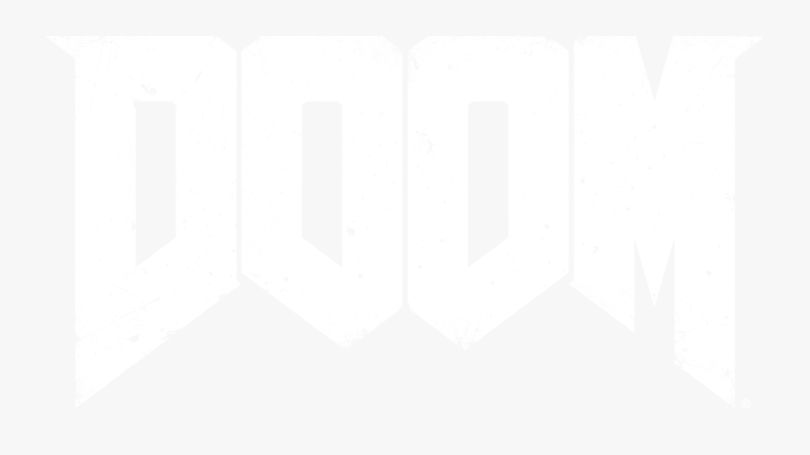 Doom Png Transparent Images - Doom 2016 Logo Png, Transparent Clipart