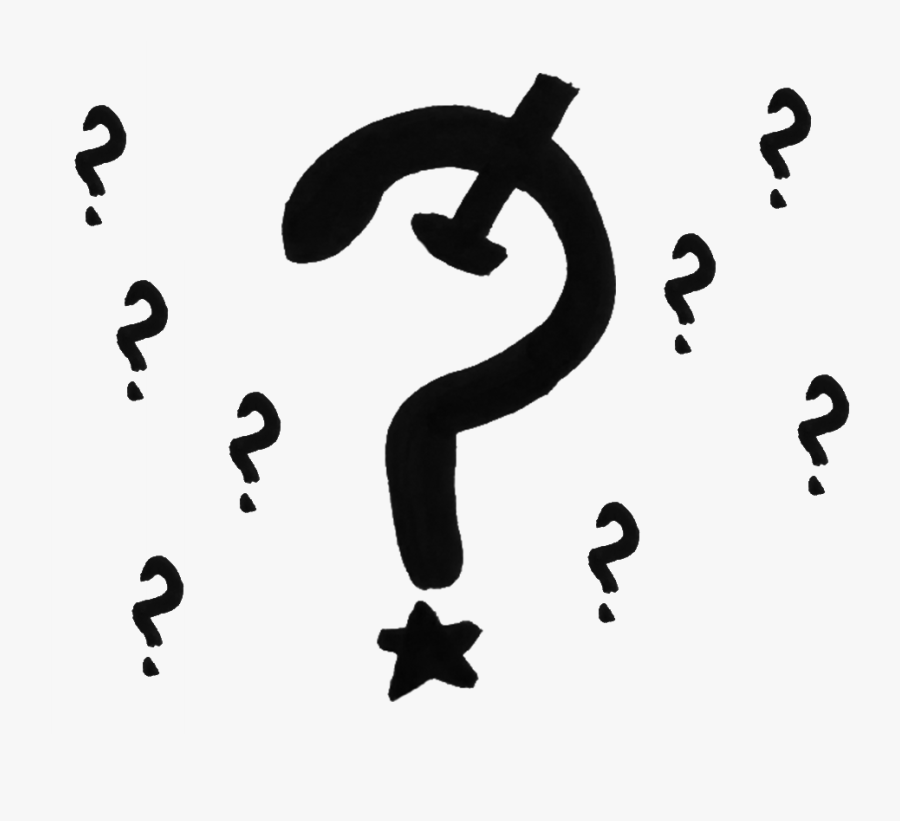 Communism Png -communist Symbol As A Question Mark - Communist Question Mark, Transparent Clipart