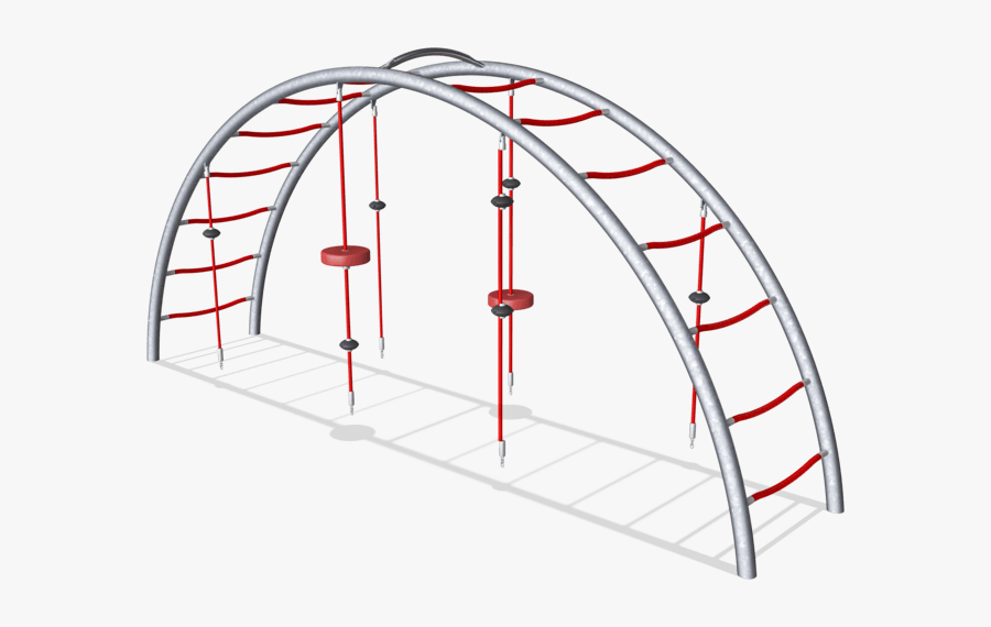 Arch Ladder, - Kompan Cor20210, Transparent Clipart