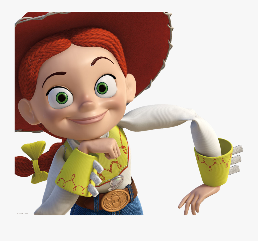 Lasso Clipart Jessie Toy Story - Toy Story Jessie Png, Transparent Clipart