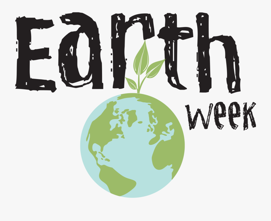Transparent Student Of The Week Clipart - Earth Week 2019 Logo, Transparent Clipart