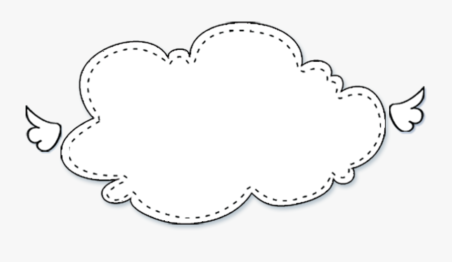 Speech Balloon Bubble - Nuvem Para Texto Png, Transparent Clipart