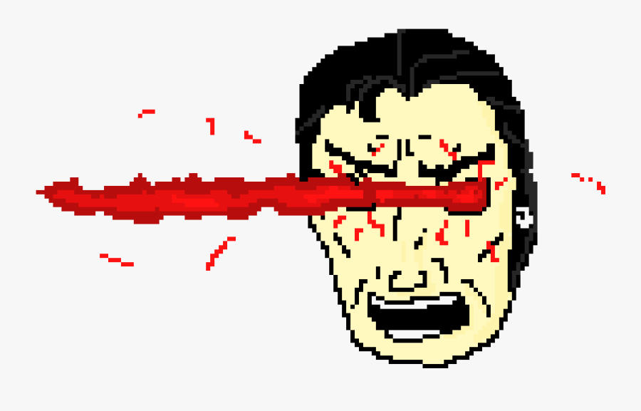 Super Madness Clipart , Png Download - Pixel Faces, Transparent Clipart