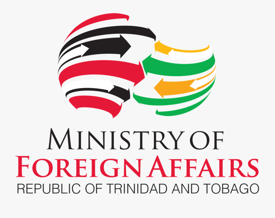 Country Clipart Foreign Policy - Ministry Of Foreign Affairs Trinidad, Transparent Clipart