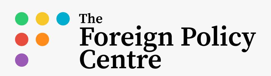 Transparent Soviet Union Flag Png - Foreign Policy Centre Logo, Transparent Clipart