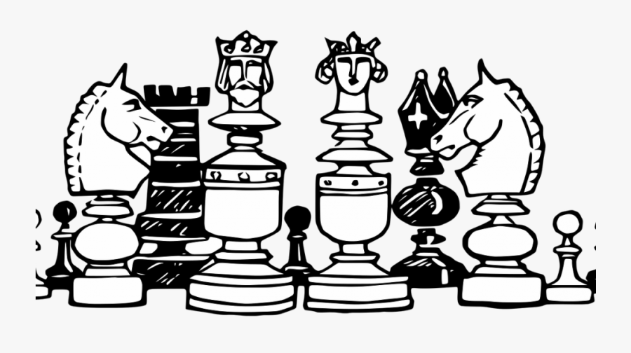 Transparent Background Png Chess Png, Transparent Clipart