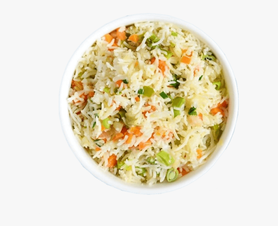 Fried Rice Png - Veg Fried Rice Png, Transparent Clipart