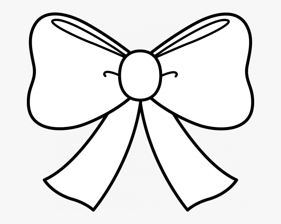 Minnie Mouse Bow Clip Art - Jojo Siwa Coloring Page, Transparent Clipart