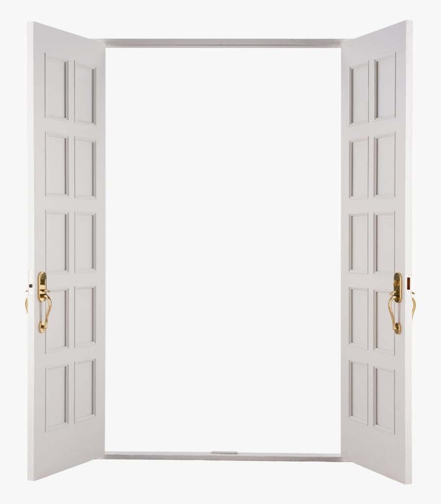 Transparent Open Door Png - Open Door Png Transparent, Transparent Clipart