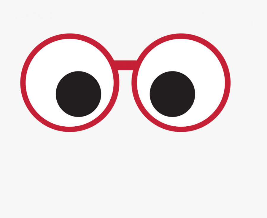 Eye Glasses Clip Art Download Eyes Face Glfree Clipart - Eyes With Glasses Png, Transparent Clipart