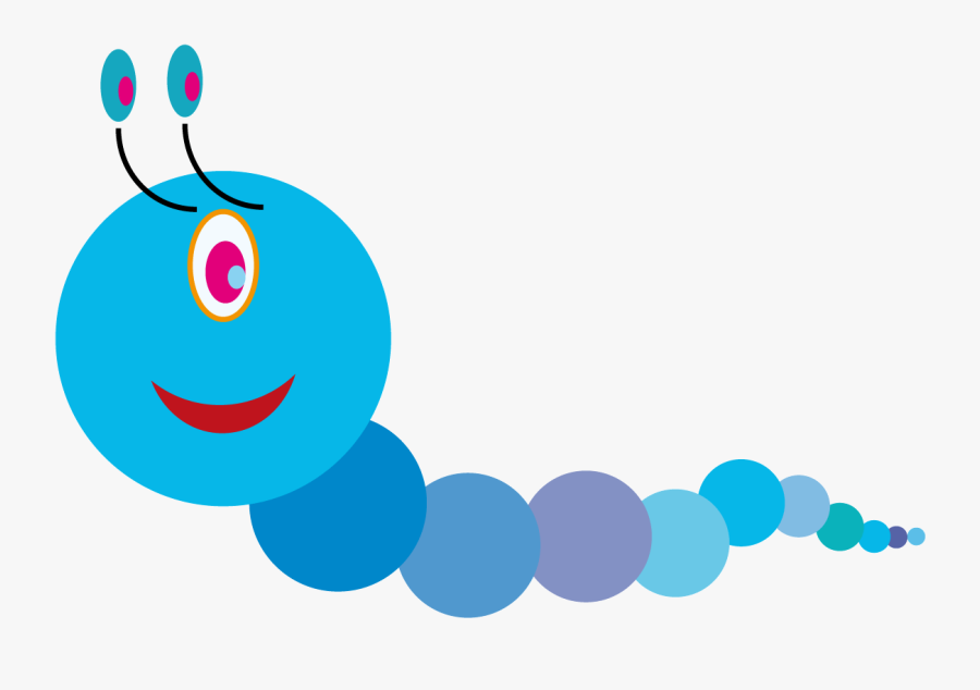 Worm Clipart , Png Download - Smiley, Transparent Clipart