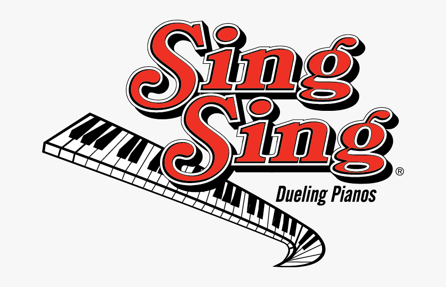 Sing Sing Piano Bar, Transparent Clipart